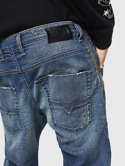 Diesel - Krooley JoggJeans 069HG, Medium blue - Jeans - Image 5
