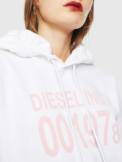 Diesel - F-ANG-HOOD-J1,  - Sweaters - Image 3