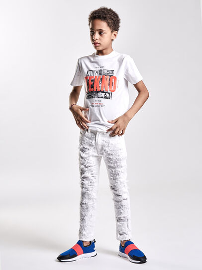 Diesel - TJUSTWA,  - T-shirts and Tops - Image 4