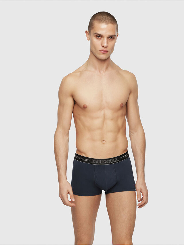 Diesel - UMBX-DAMIENTHREEPACK, Red/Blue - Trunks - Image 2