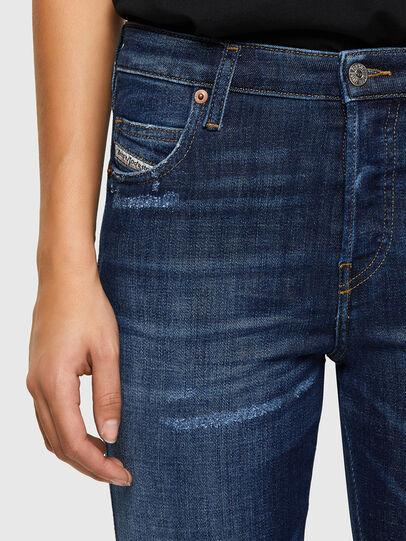 Diesel - Babhila 009PP, Dark Blue - Jeans - Image 3