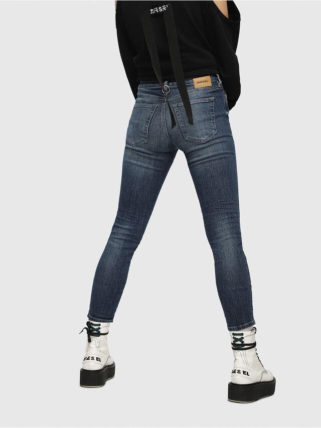 Diesel - Babhila 089AH, Medium blue - Jeans - Image 2