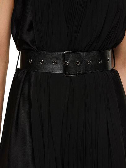 Diesel - D-KATHLE, Black - Dresses - Image 4