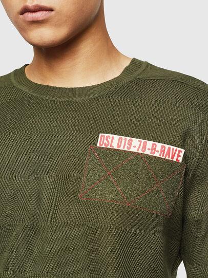 Diesel - K-STLE,  - Knitwear - Image 3