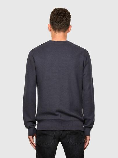 Diesel - K-ZACK, Grey - Knitwear - Image 2