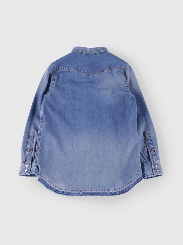 Diesel - CDROOKE OVER, Blue Jeans - Shirts - Image 2