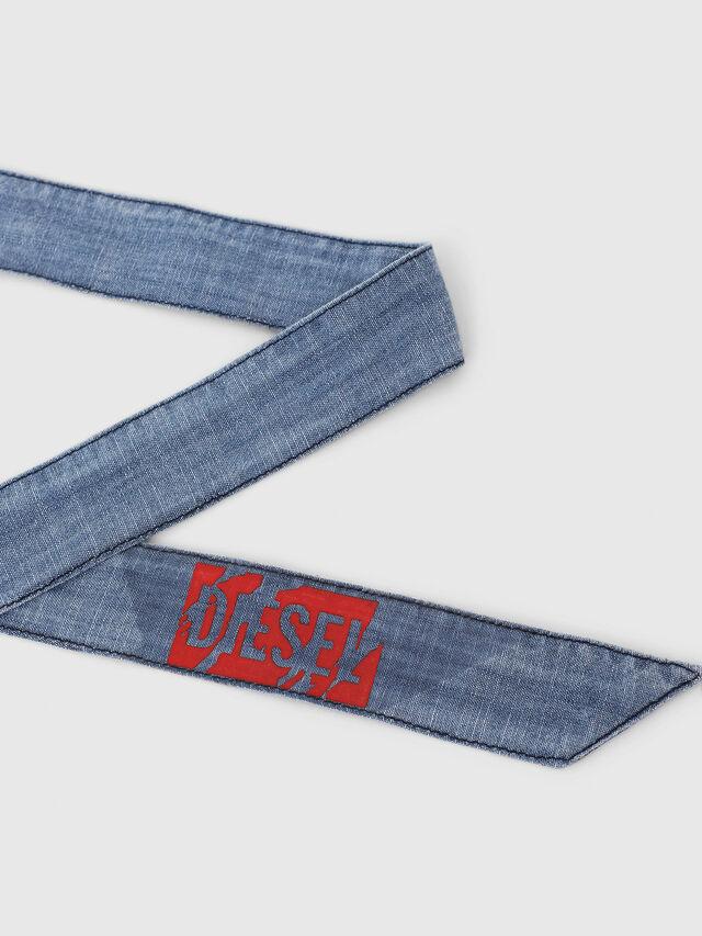 Diesel - BARRY, Blue/Red - Belts - Image 2