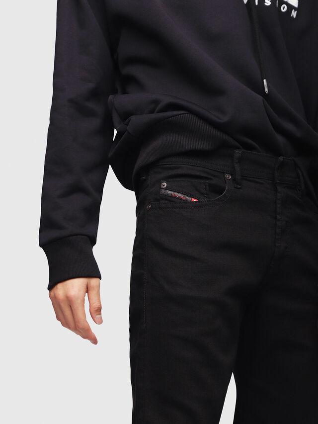 Diesel - Buster 0886Z, Black/Dark grey - Jeans - Image 3