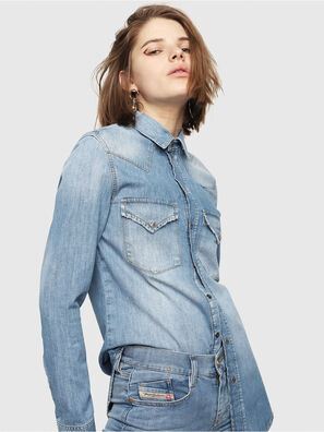 DE-RINGY, Blue Jeans - Denim Shirts