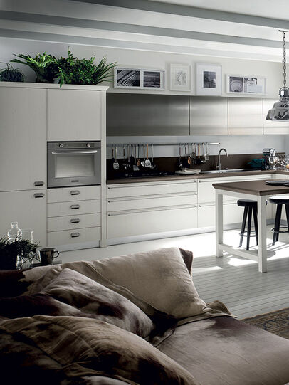 Diesel - CORNER COMPOSITION, Multicolor  - Kitchen - Image 5