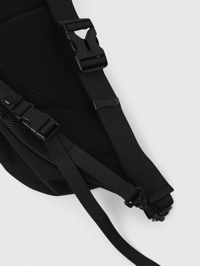 Diesel - F-URBHANITY BUMBAG, Black - Crossbody Bags - Image 4
