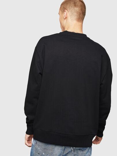 Diesel - S-BAY-BX5, Black - Sweaters - Image 2