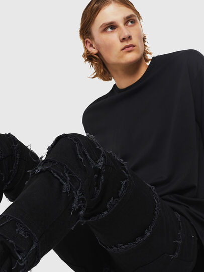 Diesel - TYPE-2813-X, Black - Jeans - Image 4
