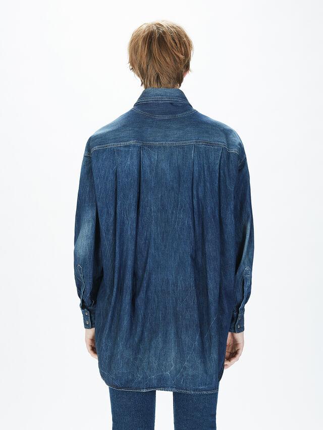 Diesel - SOTS01, Blue Jeans - Shirts - Image 6