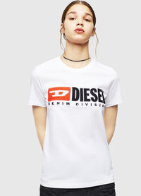 T-SILY-DIVISION, White