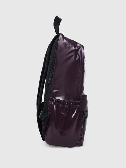 Diesel - F-BOLD BACK III, Dark Violet - Backpacks - Image 3