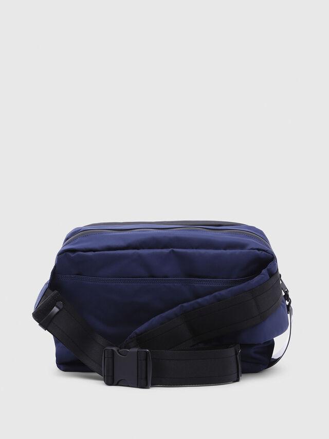 Diesel - VOLPAGO CROSSPLUS, Blue/Black - Belt bags - Image 2