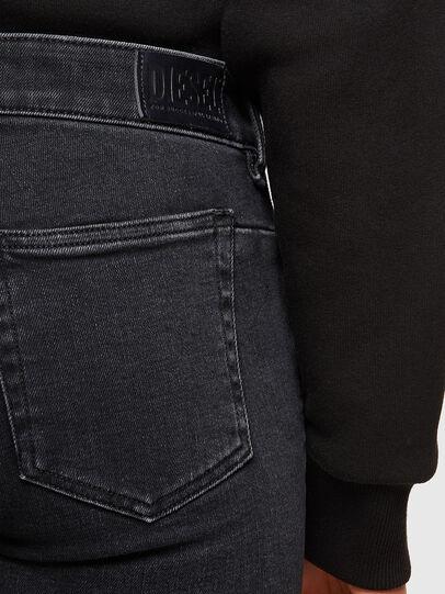 Diesel - D-Jevel 0870G, Black/Dark grey - Jeans - Image 4