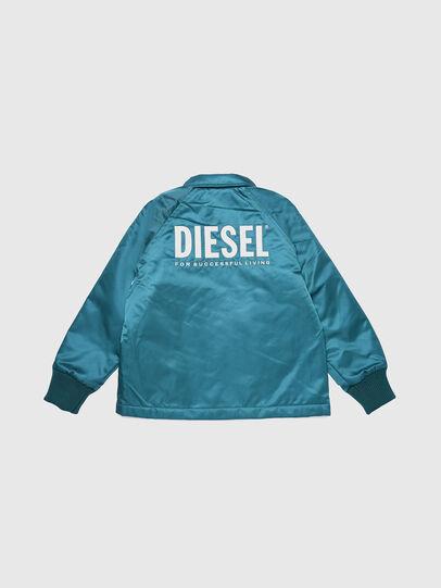 Diesel - JAKIO, Water Green - Jackets - Image 2