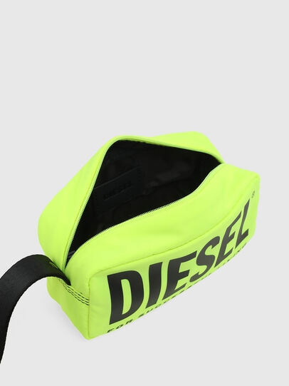 Diesel - BOLD POUCH, Yellow - Bags - Image 4
