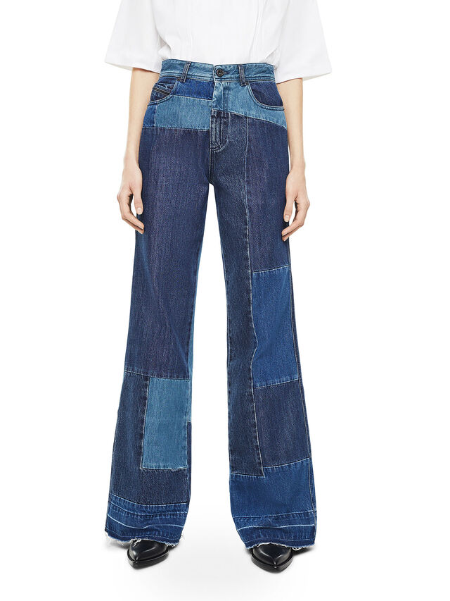 Diesel - TYPE-1903P, Blue - Jeans - Image 1