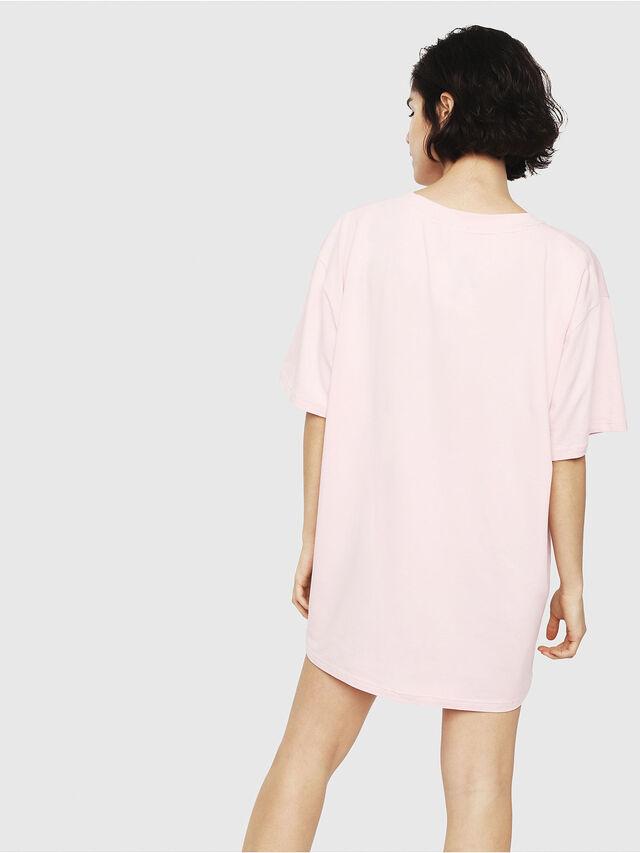 Diesel - UFTEE-ELODIE, Pink/Black - T-Shirts - Image 2