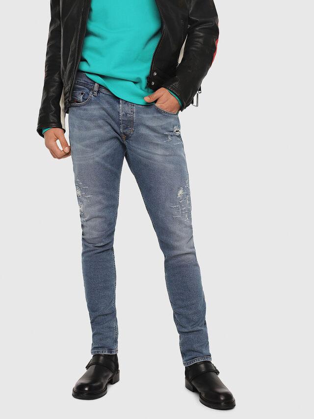 Diesel - Tepphar 080AC, Medium blue - Jeans - Image 1