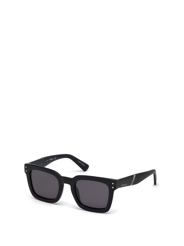 Diesel - DL0229, Black - Sunglasses - Image 6