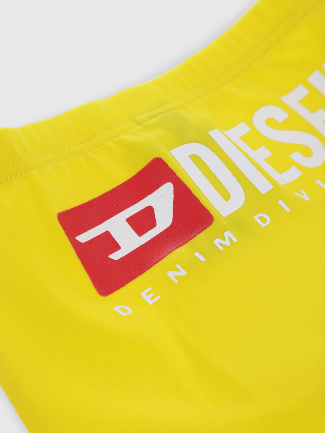 Diesel - MADYRB, Yellow - Beachwear - Image 3