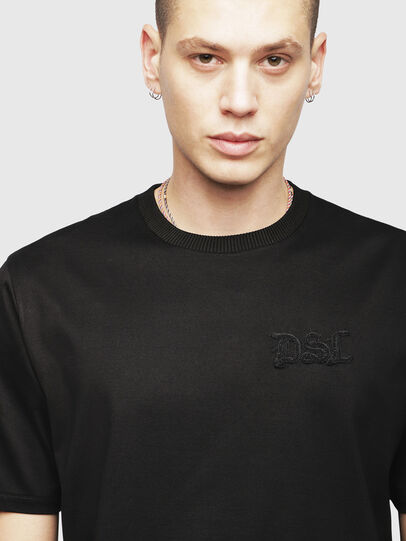 Diesel - T-JUST-XMAS,  - T-Shirts - Image 3