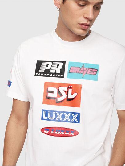 Diesel - T-JUST-YA,  - T-Shirts - Image 3