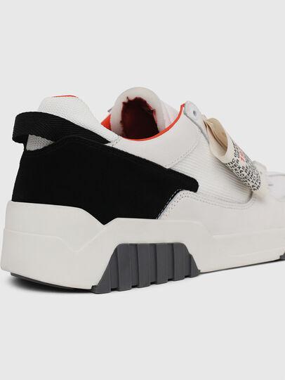Diesel - S-LE RUA ON, White - Sneakers - Image 4