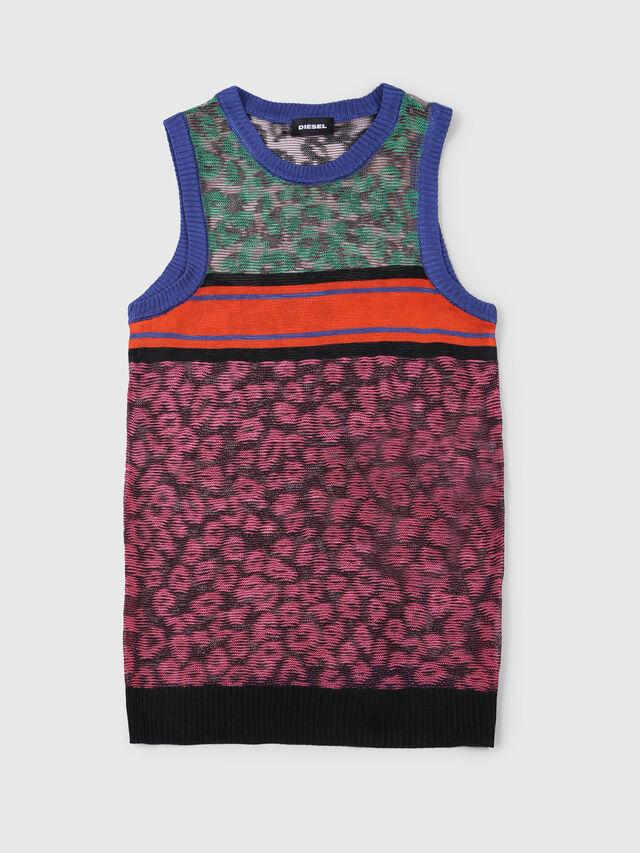 Diesel - KMPARD, Multicolor - Knitwear - Image 1