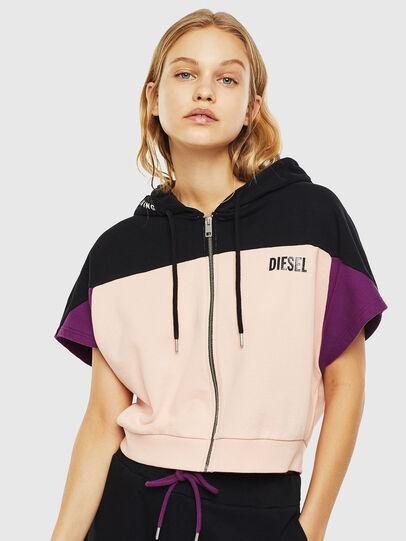 Diesel - UFLT-PHYLOSH-HOOD,  - Sweaters - Image 1