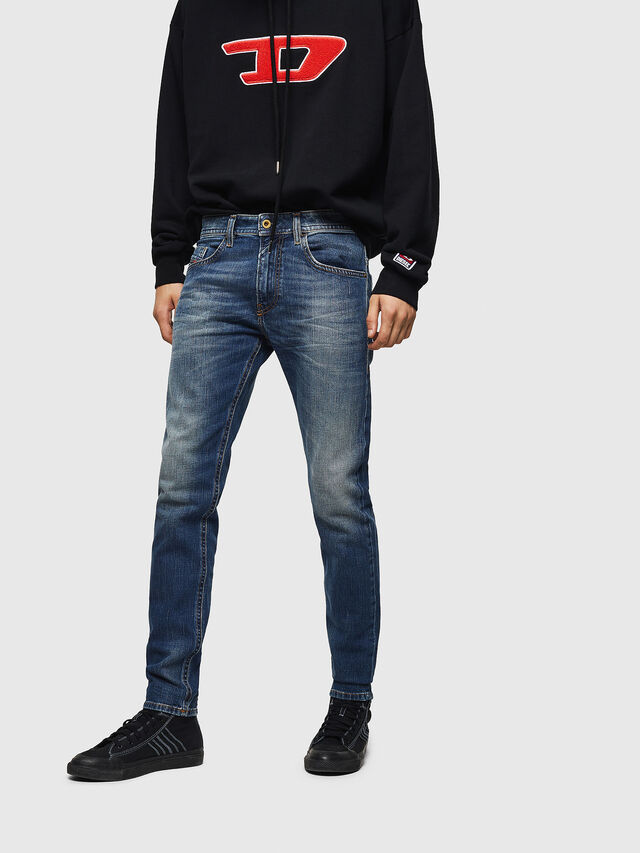 Diesel - Thommer 089AR, Medium blue - Jeans - Image 1