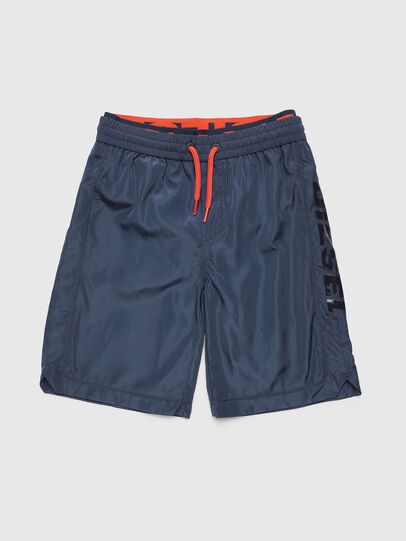 Diesel - MBXBEACH, Dark Blue - Beachwear - Image 1