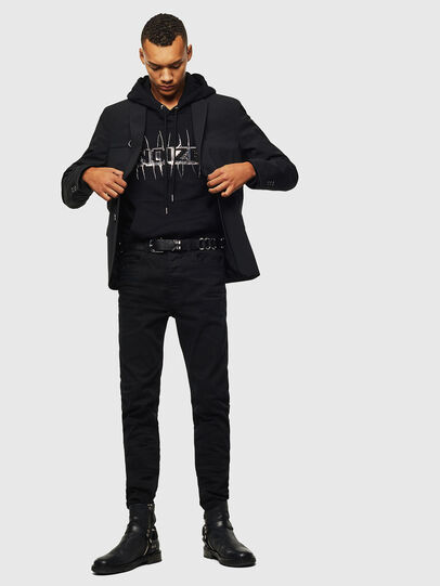 Diesel - J-HOOK, Black - Jackets - Image 6