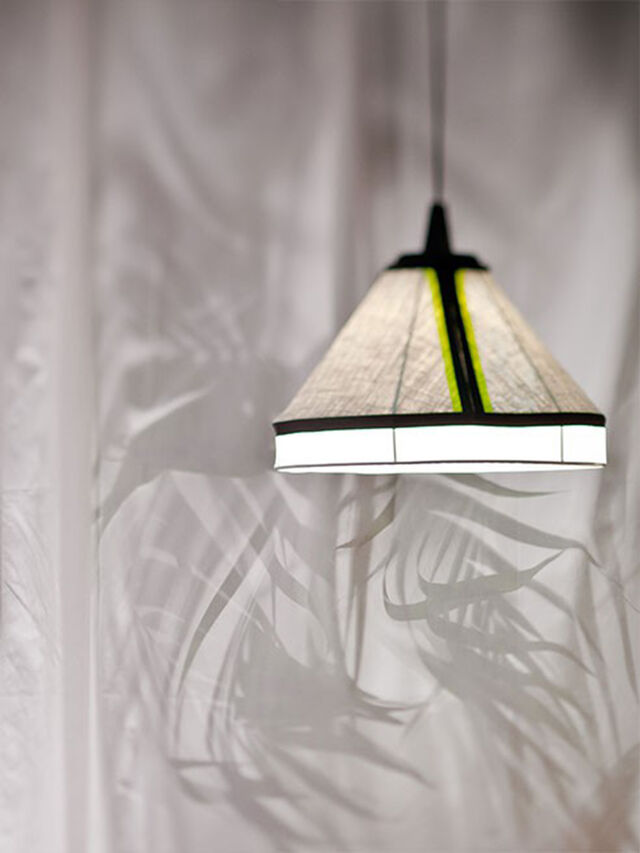 Living DRUMBOX SOSPENSIONE, White - Hang Lighting - Image 3