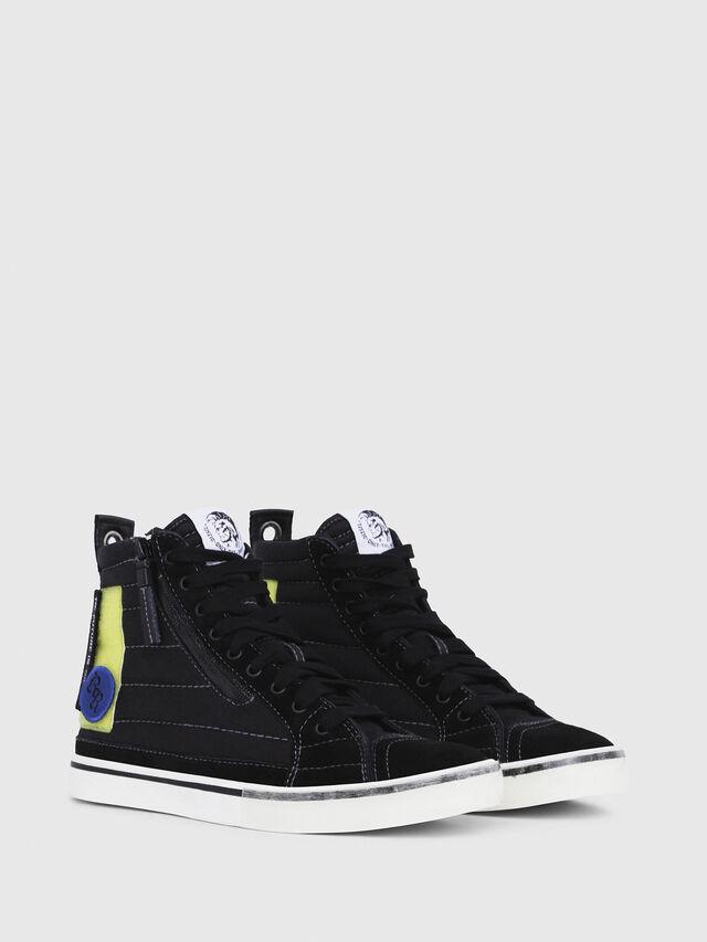 Diesel - D-VELOWS MID PATCH W, Black - Sneakers - Image 2