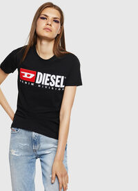 T-SILY-DIVISION, Black