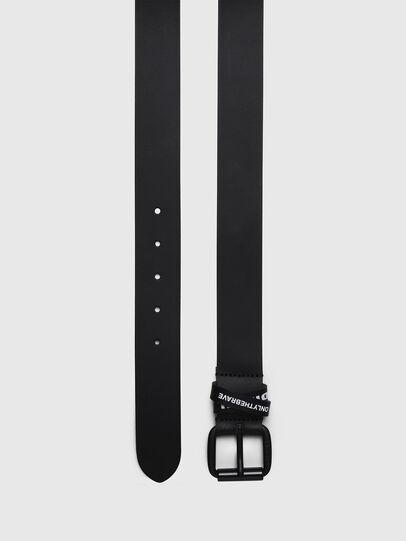 Diesel - B-CROS, Black - Belts - Image 3