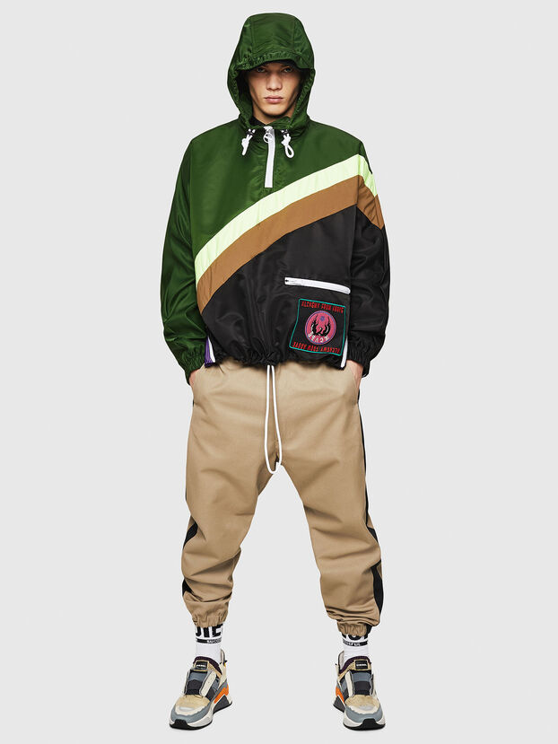 J-ANTY, Green/Black - Jackets