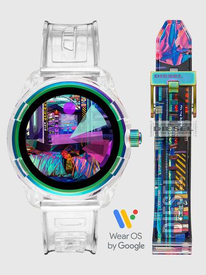 Diesel - DT2023, White - Smartwatches - Image 5