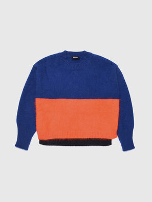 KAIRY, Blue/Orange - Knitwear