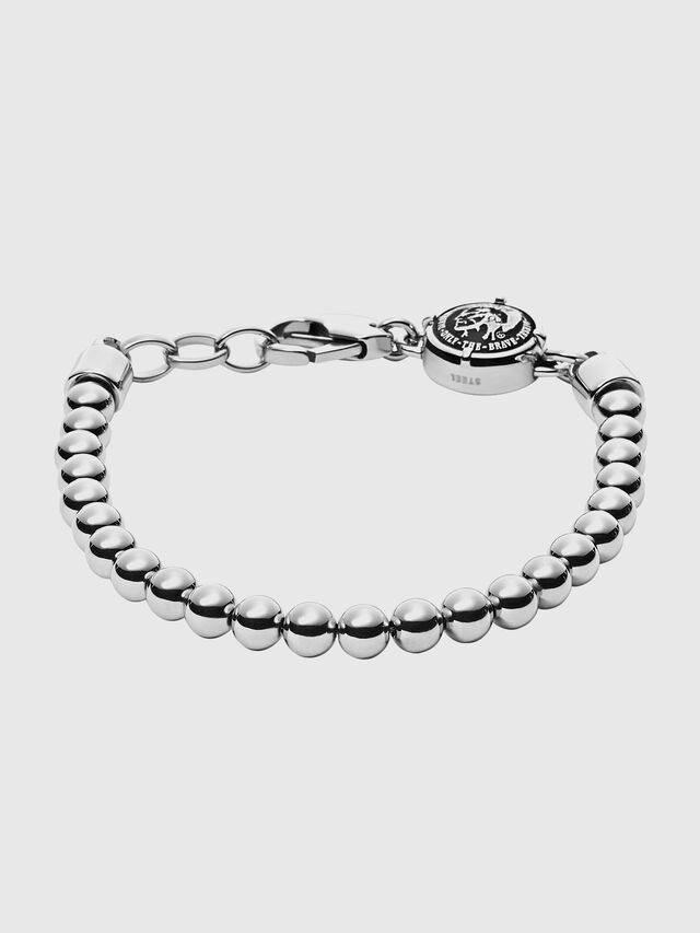 BRACELET DX0930, Metal Grey