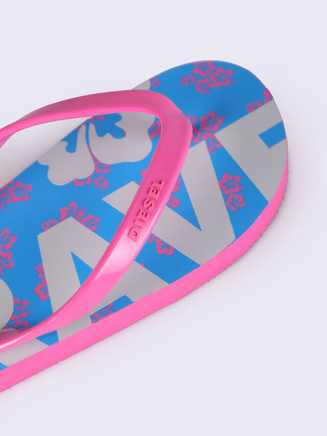 FF 17 IBISCUS YO, Hot pink