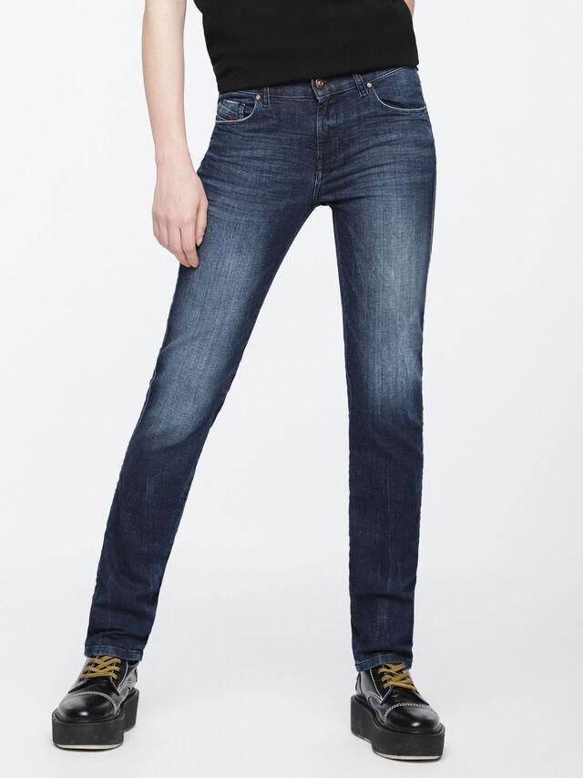 Diesel Sandy 0685T, Dark Blue - Jeans - Image 5