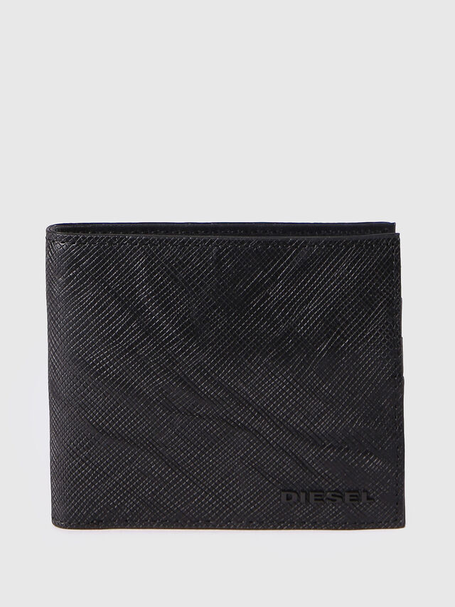 Diesel HIRESH S, Black - Small Wallets - Image 1