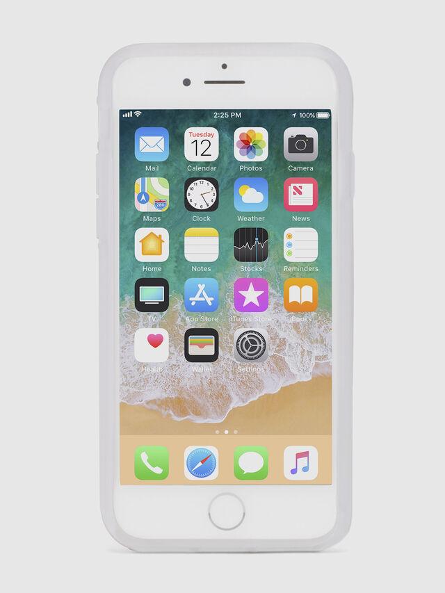 Diesel BLAH BLAH BLAH IPHONE 8 PLUS/7 PLUS/6s PLUS/6 PLUS CASE, White - Cases - Image 4