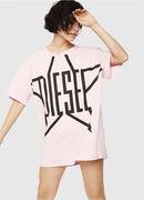 UFTEE-ELODIE, Pink/Black - T-Shirts